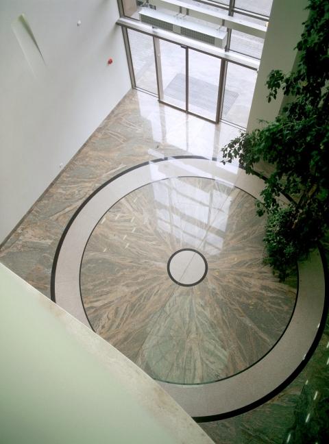 Granitinės grindys 2