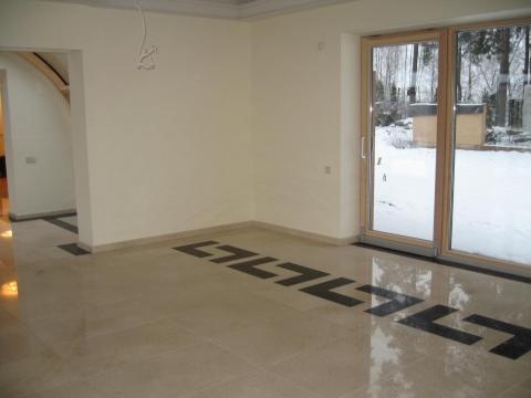 Bianco Sinai marmuro grindys