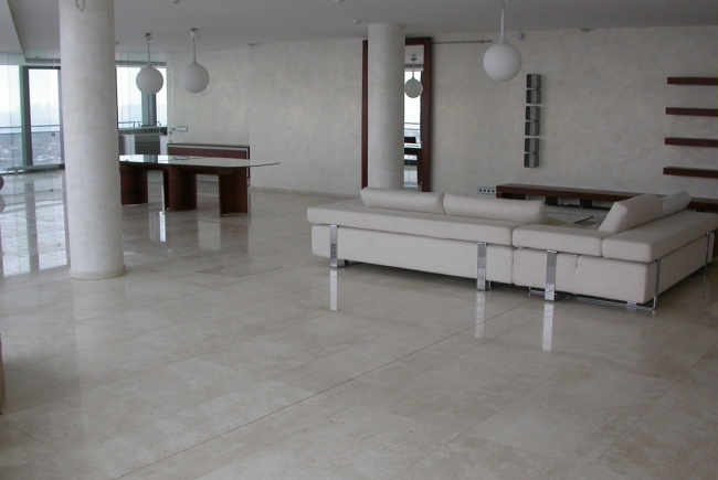 Daino Reale marmuro grindys 3