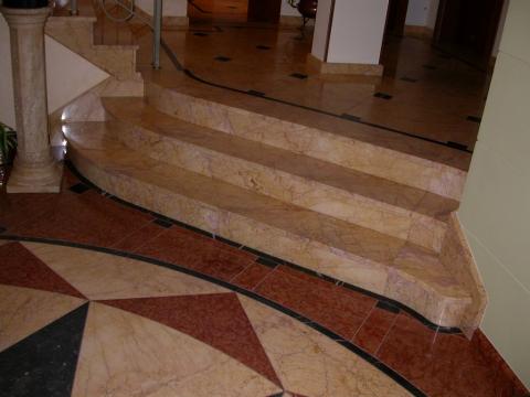 Marmuro laiptai