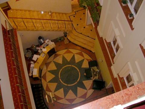 Marmuro laiptai 2
