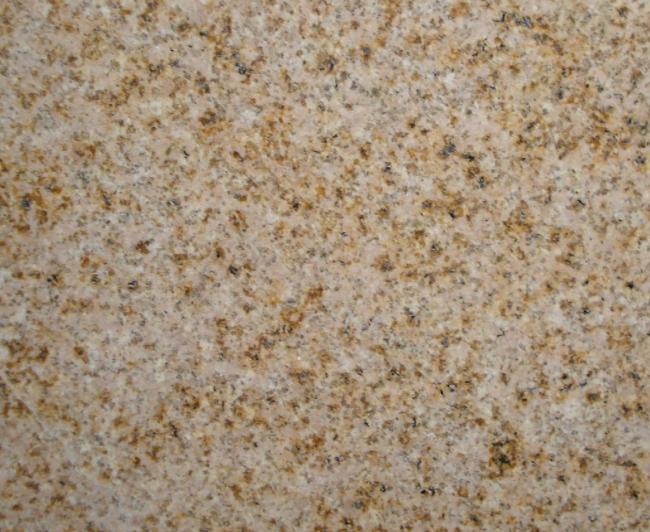 kiniškas granitas Rusty Yellow