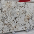 Akmuo Granitas Patagonia White granitas